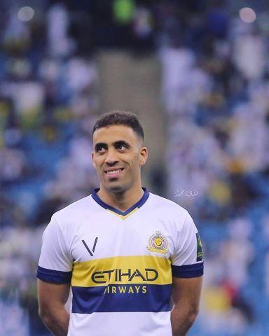 عبدالرزاق حمدالله افضل لاعب في الدوري